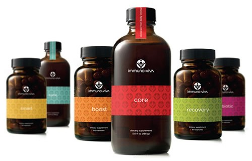 Immuno-Viva All-Natural Antioxidant Supplements